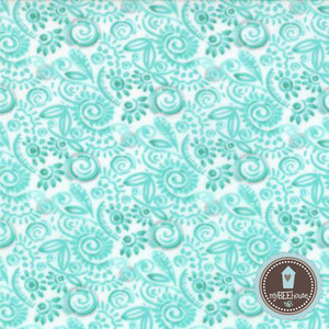 Moda Modern Roses Floral Sweet Pea Patina